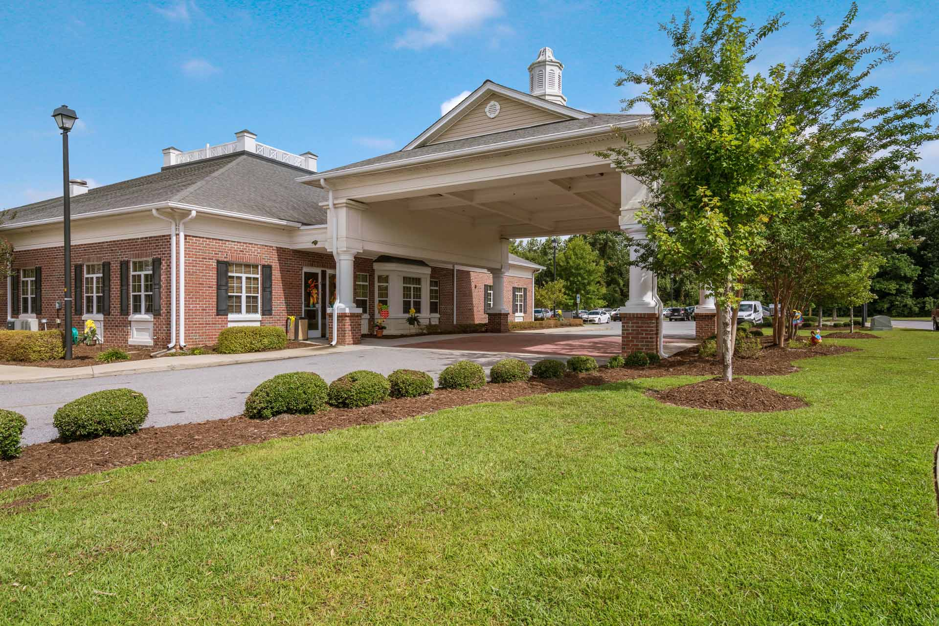 MacGregor Downs Health and Rehabilitation Center