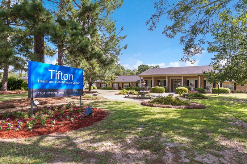 Tifton Health and Rehabilitation Center