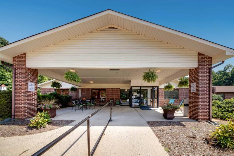 Brian Center Health and Rehabilitation/Eden