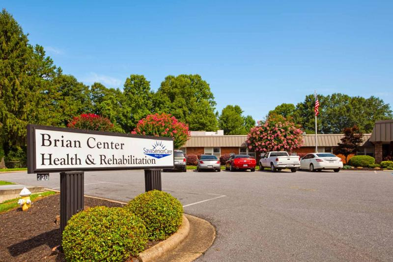 Brian Center Health and Rehabilitation Hickory Viewmont